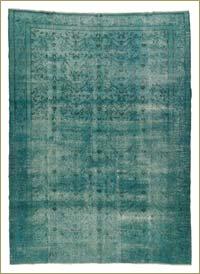 K0008027_Over-dyed-Anatolian-Vintage-Rug