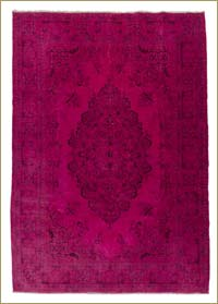 K0008028_Over-dyed-Anatolian-Vintage-Rug
